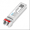 10Gbps-40KM-1550nm-SM-SFP+CDR optical transceiver