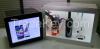 Transparent LCD show case