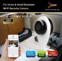 Wi-Fi Video Camera