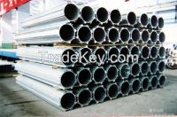 Anodized aluminum tubes, al...
