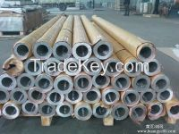 Round aluminum pipe, alumin...