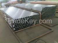 Square aluminum pipe, alumi...
