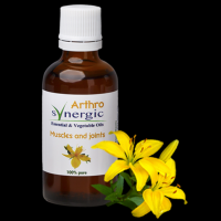 Synergic Warming Massage Oil - Special Body Care Essential Oil (Ref# IMA 5001)