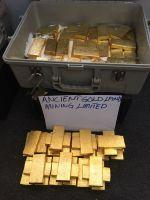 AU Gold Bar