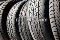 Used High Quality Tires
