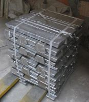 aluminium ingot 99.7%, 99.8...